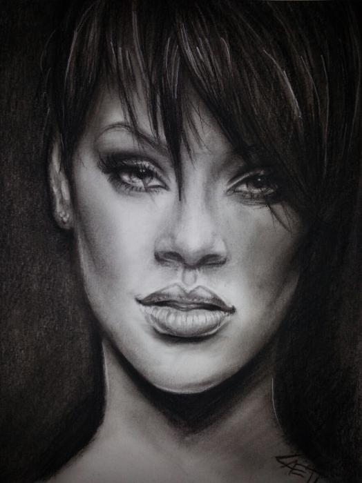 Rihanna by stellina